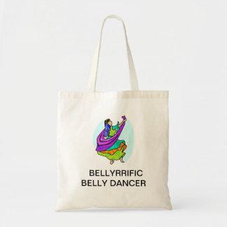 ZazzleのBellyrrificの店 トートバッグ