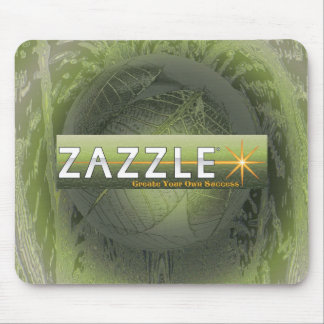 Zazzleはあなた自身の成功を作成します マウスパッド