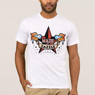 Zazzle著作られる Tシャツ