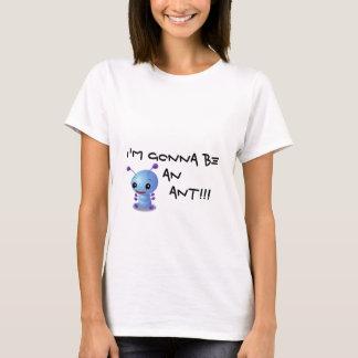 zazzle3、私は!蟻         であることを行っています!! tシャツ