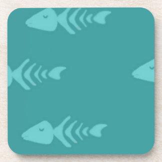 zazzle ct魚枕 コースター