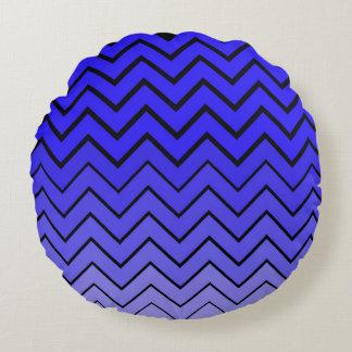 """ZCustomはブラシをかけましたポリエステル円形の装飾用クッション(16"""")に ラウンドクッション"""