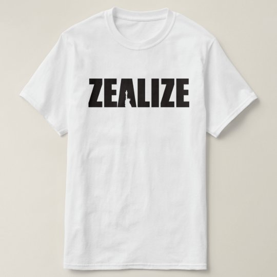 ZEALIZE Original T-shirts New York Tシャツ