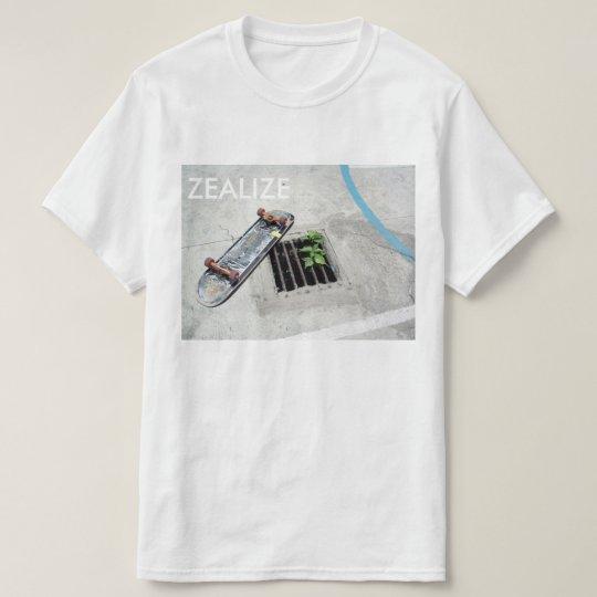 ZEALIZE Tシャツ