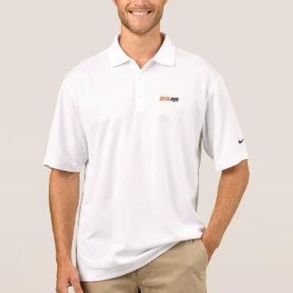 ZEALnycの白いポロ-特大 ポロシャツ