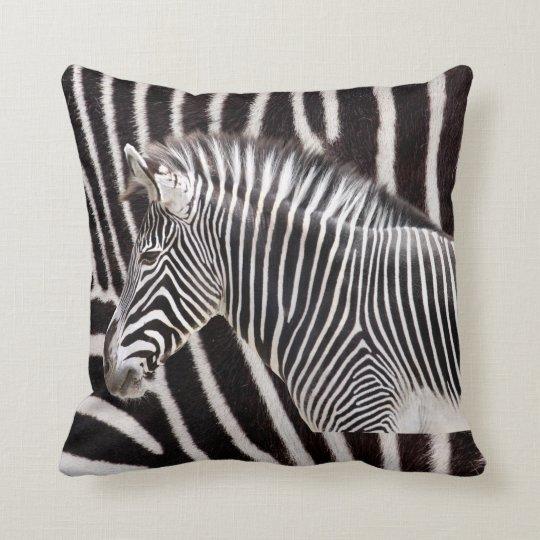 Zebra クッション