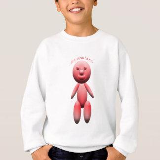 zeeのピンクの人 スウェットシャツ