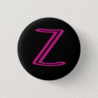 zeeボタン 3.2cm 丸型バッジ