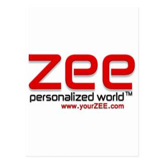 ZEE ポストカード