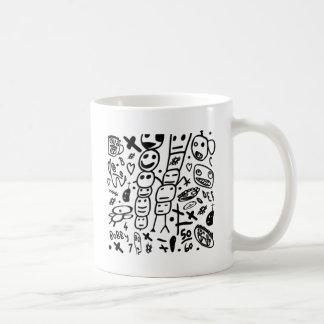 Zefの車海老 コーヒーマグカップ