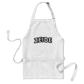 "Zeideの平均、イディッシュ語の""祖父""、 スタンダードエプロン"