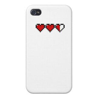 ZeldaのハートのiPhone 4カバーの伝説 iPhone 4/4Sケース