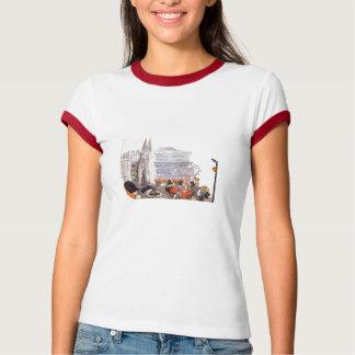 Zeldaの五番街 Tシャツ