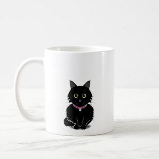 Zelda黒猫のマグ コーヒーマグカップ