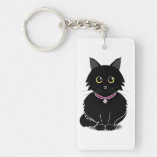 Zelda黒猫Keychain キーホルダー