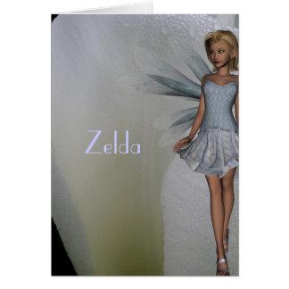 Zelda グリーティングカード