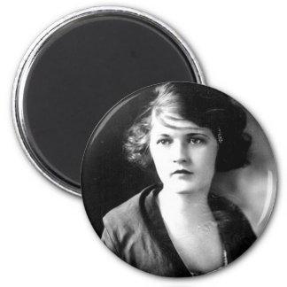 Zelda Fitzgerald 1900-1948年 マグネット