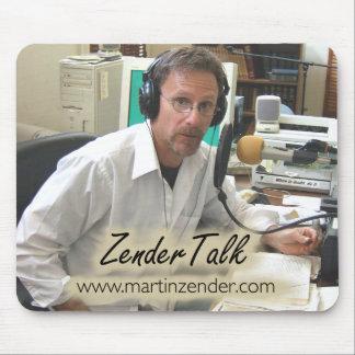 ZenderTalkのマウスパッド マウスパッド