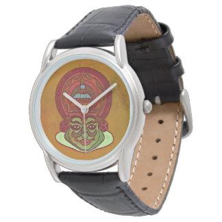 Zenscrawl Kathakaliのダンサー 腕時計