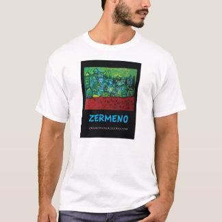 "Zermenoの""丘""ので家Tシャツ Tシャツ"