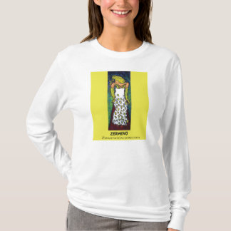 ZermenoGallery.comからの若いプリンセスダイアナの芸術 Tシャツ