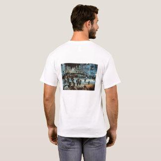 Zhivago博士のTシャツのtumblr Tシャツ