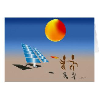 Zingleesの~の太陽エネルギー カード
