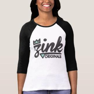 ZINKの野球のティー Tシャツ