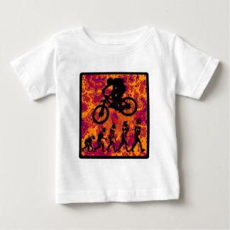 Zionのバイク ベビーTシャツ
