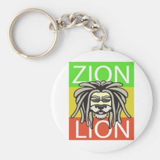 ZIONのライオン キーホルダー