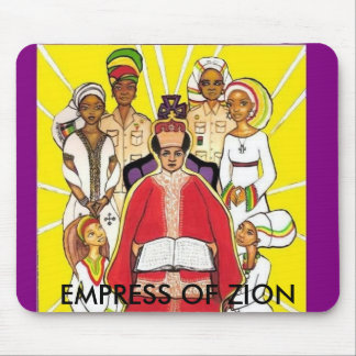 Zionの皇后 マウスパッド