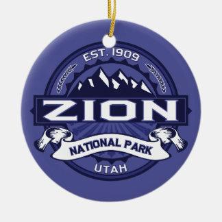 Zionの真夜中 セラミックオーナメント