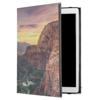 """Zion渓谷の国立公園 iPad Pro 12.9"""" ケース"""