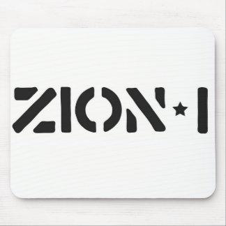 Zion-iのシンプル マウスパッド