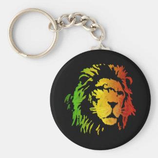 Zion Judahのレゲエのライオンのライオン キーホルダー