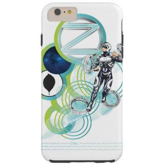 ZiosのiPhoneカバー Tough iPhone 6 Plus ケース