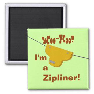 Ziplinerの磁石 マグネット