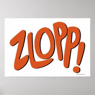 ZLOPP! ポスター