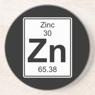 Zn -亜鉛 コースター