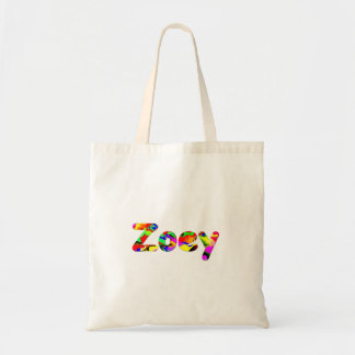 Zoey トートバッグ