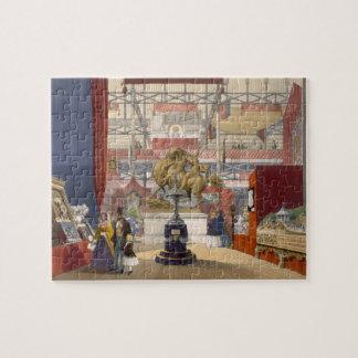 Zollyvereinの楽器の立場の眺め ジグソーパズル