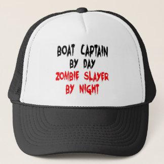 Zombie Slayerボートの大尉 キャップ