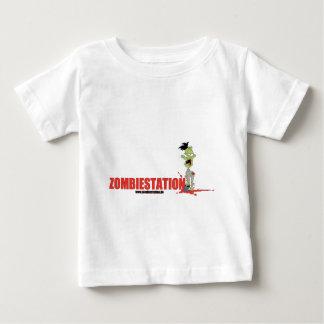 ZombieStation ベビーTシャツ