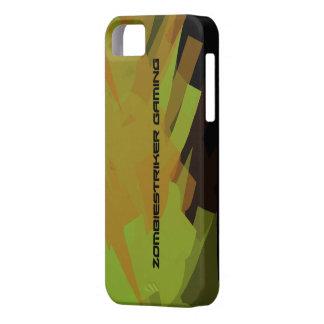 ZombieStrikerの賭博のiPhone SE + iPhone 5/5sの場合 iPhone SE/5/5s ケース