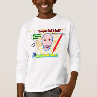 Zompire/ACTIONのライダー!!! TシャツLongsleeves Tシャツ