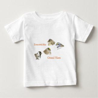 Zonotrichiaのグランドスラム ベビーTシャツ