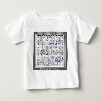 ZOODOKOOの勝者の一見はこれを好みます! ベビーTシャツ