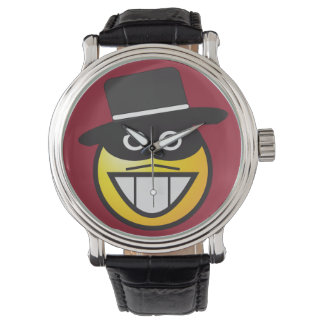Zorroのスマイリーの腕時計 腕時計