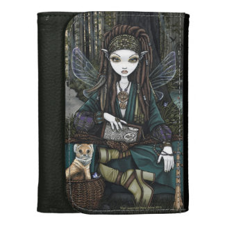 Zotiの森林森林妖精のAwenのSoothsayerの財布 ウォレット