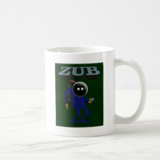 Zubのレトロの賭博 コーヒーマグカップ